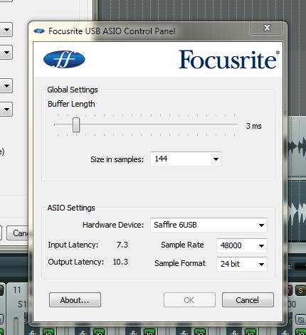 focusrite saffire 6 usb driver windows 7 64 bit