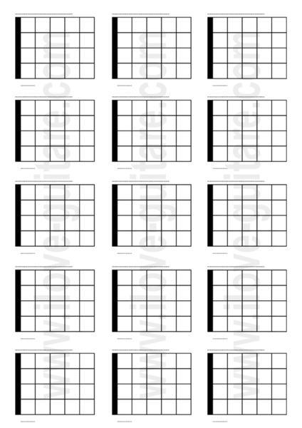 Ukulele : tablature ukulele vierge Tablature Ukulele Vierge , Tablature Ukuleleu201a Ukulele