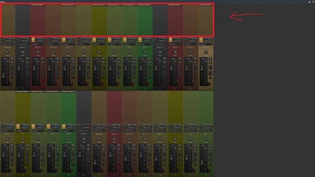 Customize Mixer View - Cockos Incorporated Forums